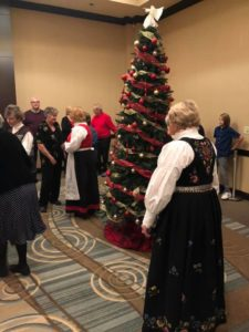 Hampton Roads Sons of Norway Christmas Party 2019